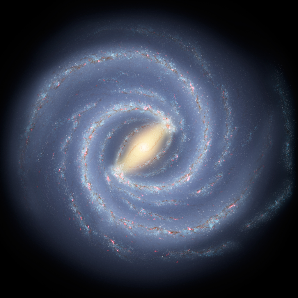NASA's Milky Way